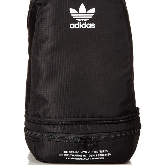 adidas Originals two-way packable backpack db72349394e78